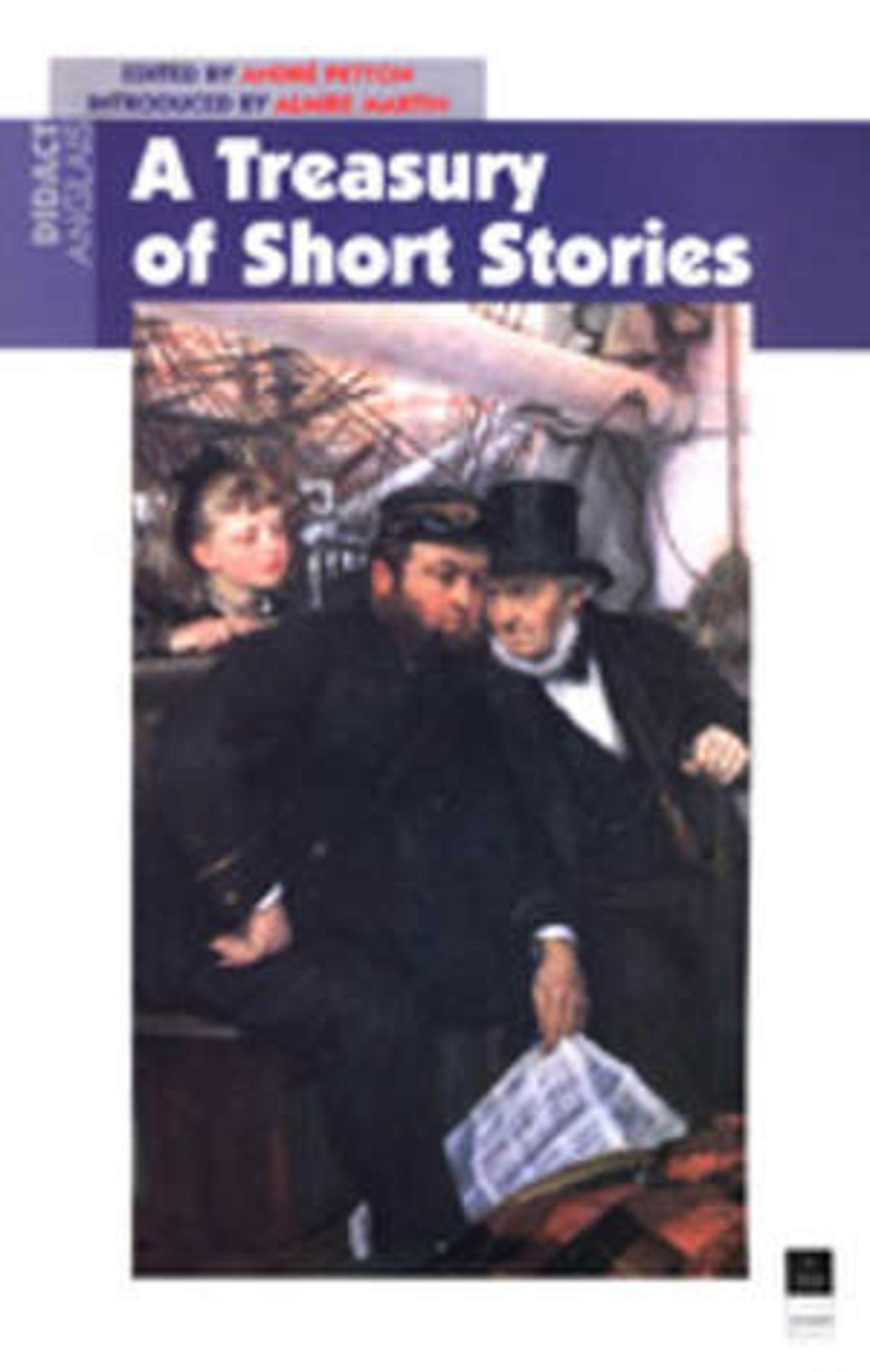 A TREASURY OF SHORT STORIES