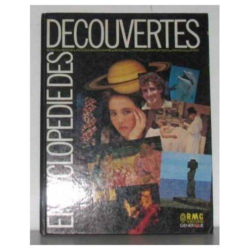 ENCYCLOPEDIE DES DECOUVERTES