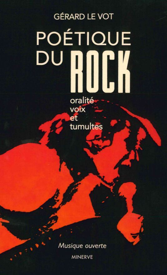 POETIQUE DU ROCK