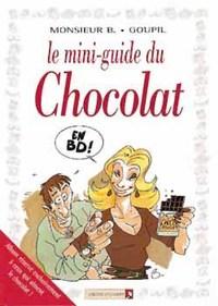 LE CHOCOLAT - LES MINI-GUIDES EN BD