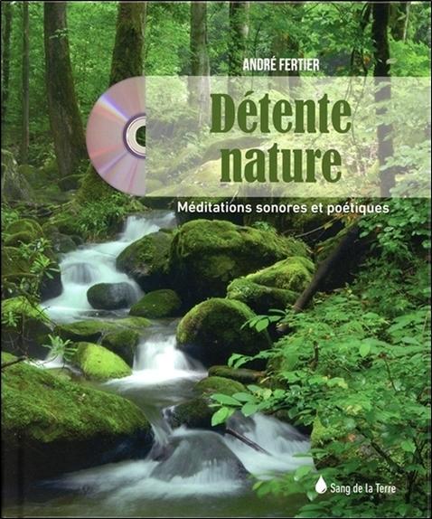 DETENTE NATURE - LIVRE + CD