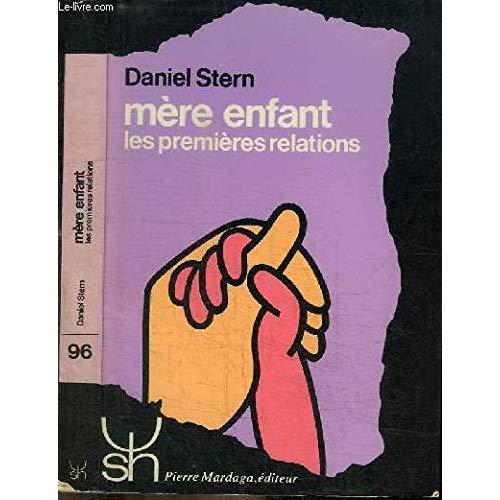 MERE-ENFANT, PREMIERES RELATIONS 96