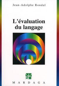 EVALUATION DU LANGAGE (L') 217