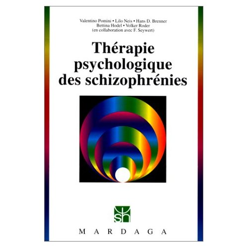 THERAPIE PSYCHOLOGIQUE DES SCHIZOPHRENIES 221