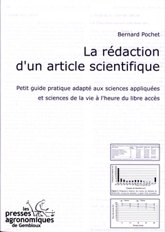 LA REDACTION D'UN ARTICLE SCIENTIFIQUE.