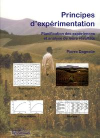 PRINCIPES D'EXPERIMENTATION. PLANIFICATION DES EXPERIENCES ET ANALYSE DE LEURS RESULTATS