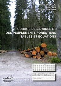 CUBAGE DES ARBRES ET DES PEUPLEMENTS FORESTIERS