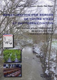 RENATURATION DES BERGES DE COURS D'EAU ET PHYTOREMEDIATION
