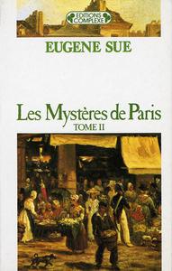 MYSTERES DE PARIS  TOME 2