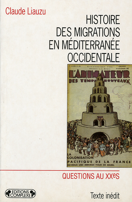 L'HISTOIRE DES MIGRATIONS