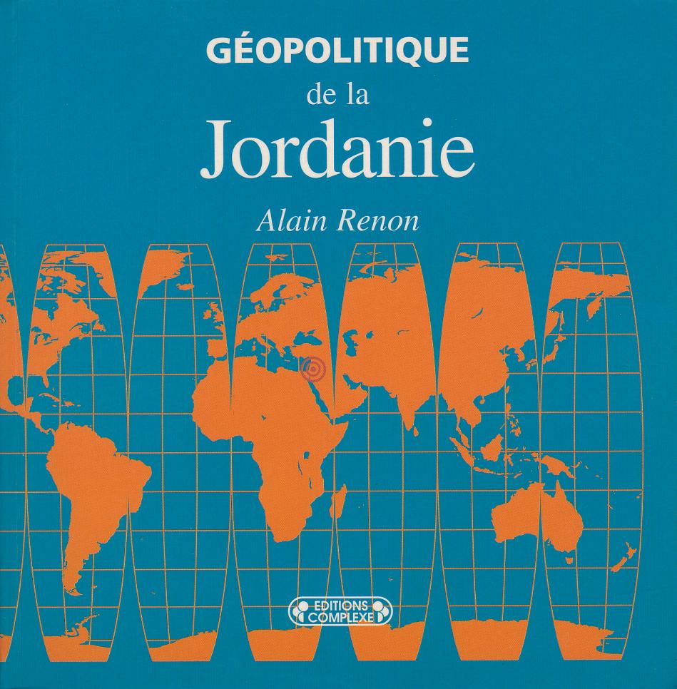 GEOPOLITIQUE DE LA JORDANIE