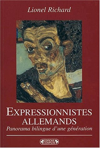 EXPRESSIONNISTES ALLEMANDS