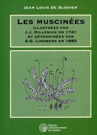 LES MUSCINEES ILLUSTREES PAR J.J. DILLENIUS EN 1741 ET DETERMINEES PAR S.O. LINDBERG EN 1883