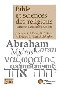 BIBLE ET SCIENCES DES RELIGIONS