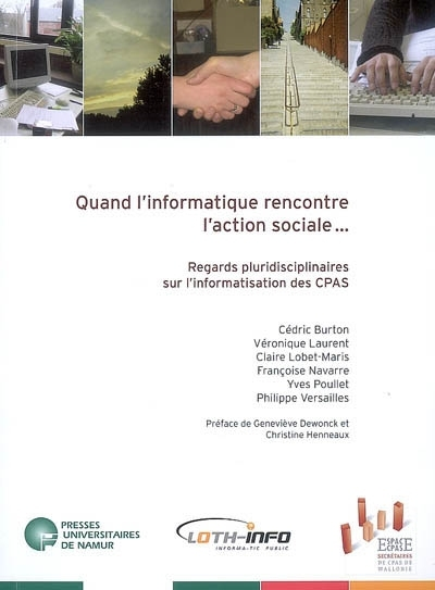 QUAND L INFORMATIQUE RENCONTRE L ACTION SOCIALE....