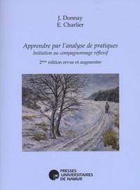 APPRENDRE PAR L'ANALYSE DE PRATIQUES. INITIATION AU COMPAGNONNAGE REFLEXIF