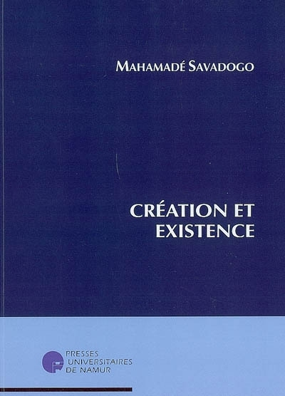 CREATION ET EXISTENCE