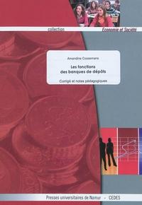 LES FONCTIONS DES BANQUES DE DEPOTS (PROFESSEUR)