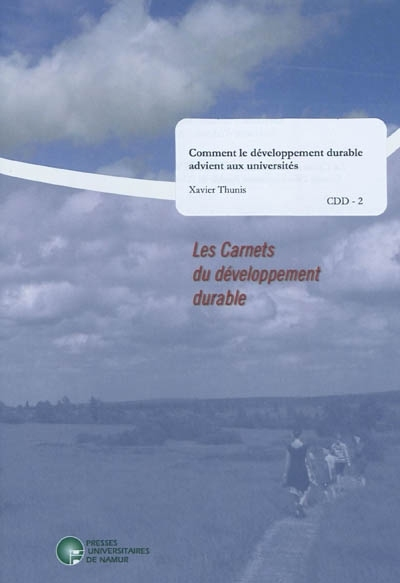 CARNETS DU DEVELOPPEMENT DURABLE - 2