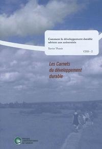 CARNETS DU DEVELOPPEMENT DURABLE - 2