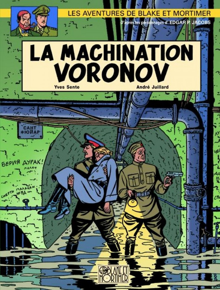 BLAKE & MORTIMER T14 LA MACHINATION VORONOV