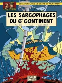 BLAKE & MORTIMER T17 LES SARCOPHAGES DU 6E CONTINENT T2