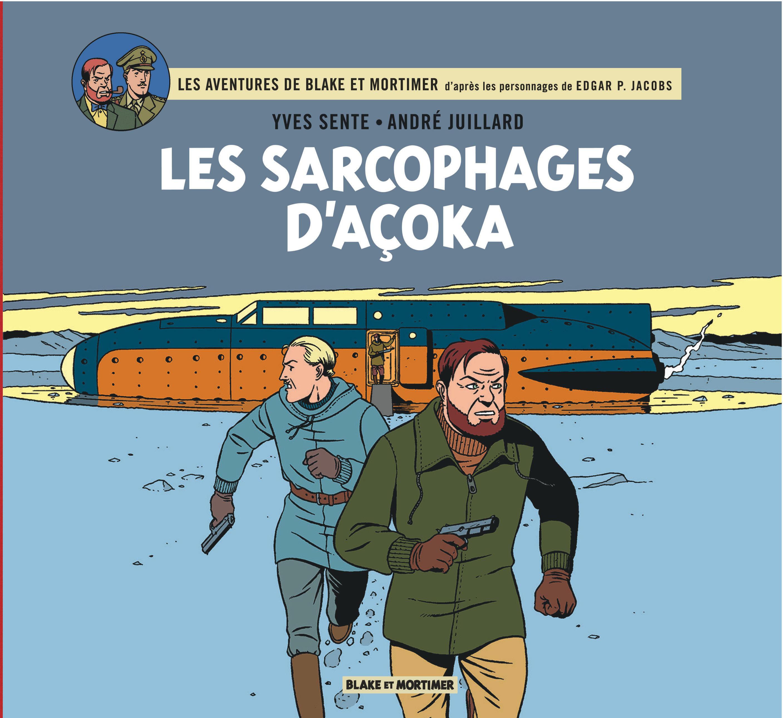 BLAKE & MORTIMER (INTEGRALE) T4 LES SARCOPHAGES D'ACOKA