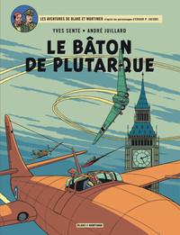BLAKE ET MORTIMER T23 LE BATON DE PLUTARQUE