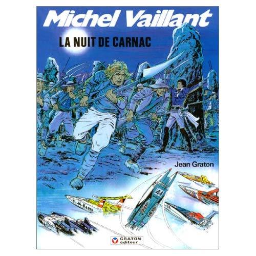 MICHEL VAILLANT - T53 - NUIT DE CARNAC (LA)