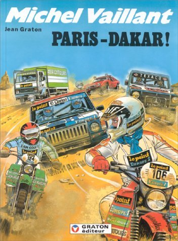 MICHEL VAILLANT - T41 - PARIS-DAKAR