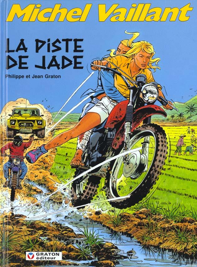 MICHEL VAILLANT - T57 - PISTE DE JADE (LA)