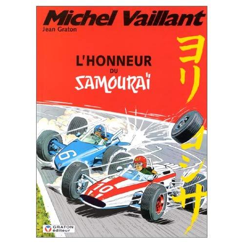 MICHEL VAILLANT - T10 - HONNEUR DU SAMMOURAI (L')