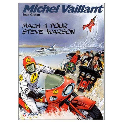MICHEL VAILLANT - T14 - MACH 1 POUR STEVE WARSON