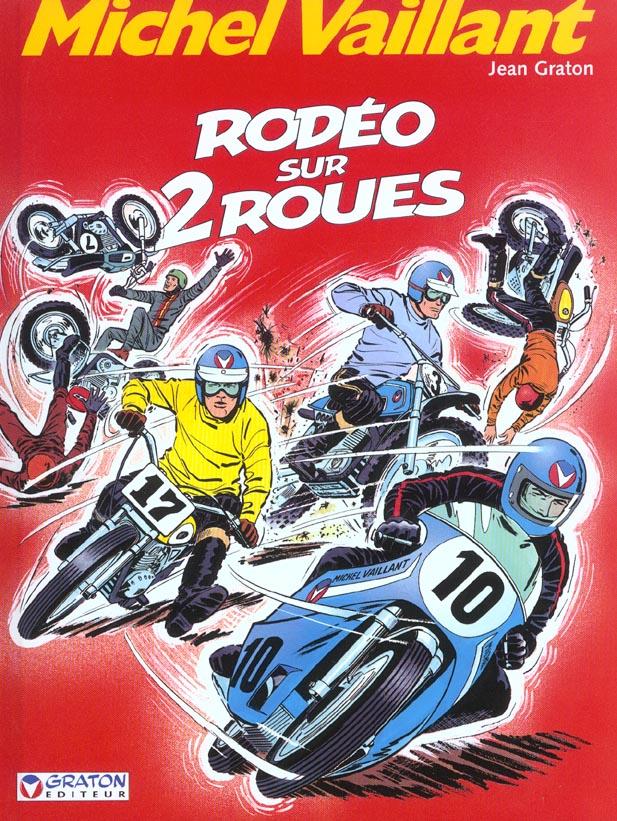 MICHEL VAILLANT - T20 - RODEO SUR 2 ROUES