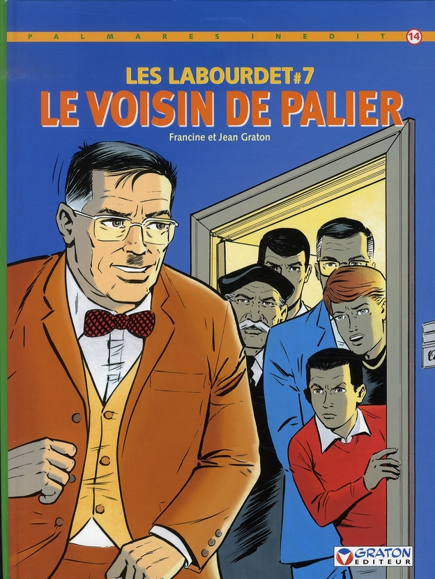 MICHEL VAILLANT(PALMARES INEDI - T14 - LABOURDET - LE VOISIN DE PALIER (LES)