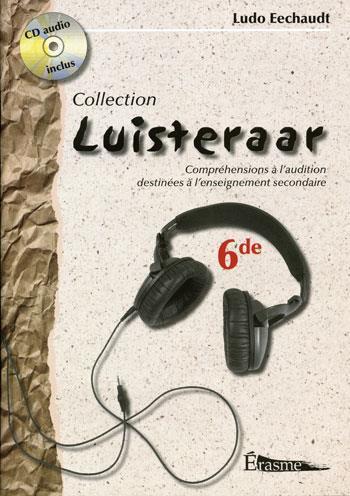 LUISTERAAR 6DE - ELEVE + CD AU