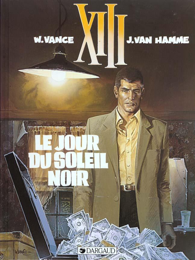 TREIZE (XIII) T1 LE JOUR DU SOLEIL NOIR