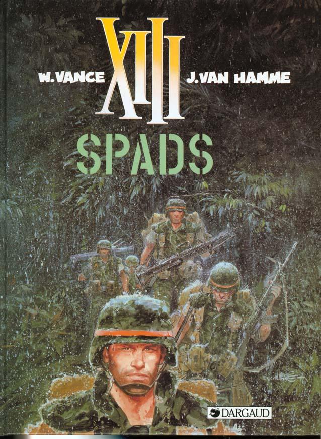 SPADS - TREIZE (XIII) - T4
