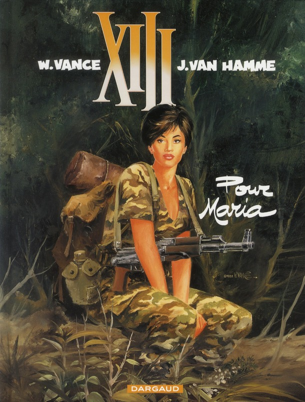 POUR MARIA - TREIZE (XIII) - T9