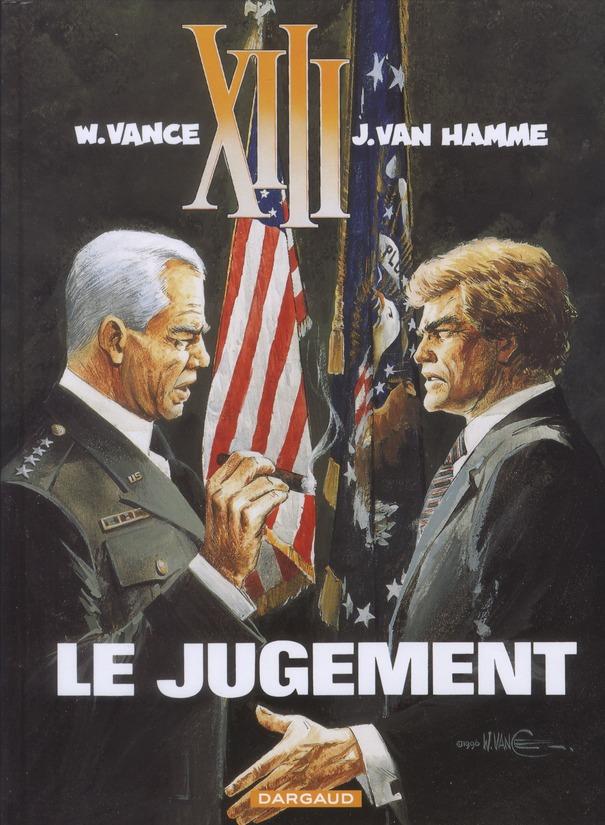 TREIZE (XIII) T12 LE JUGEMENT