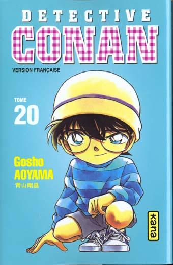 DETECTIVE CONAN T20