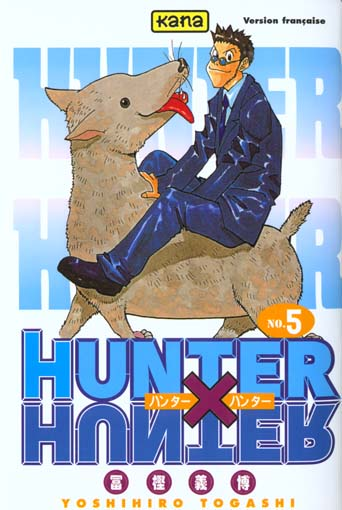 HUNTER X HUNTER T05