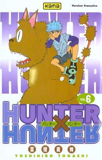 HUNTER X HUNTER T06