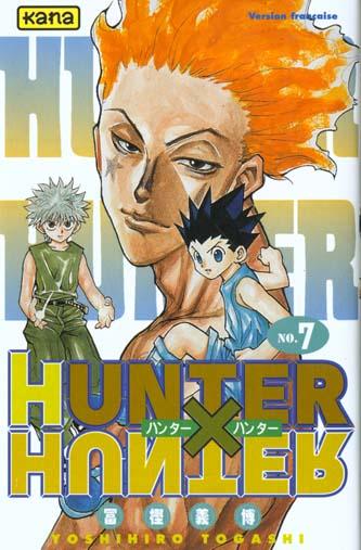 HUNTER X HUNTER T07