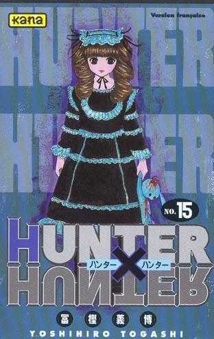 HUNTER X HUNTER T15