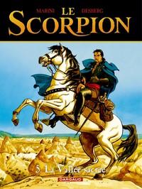 LE SCORPION - T05 - LA VALLEE SACREE