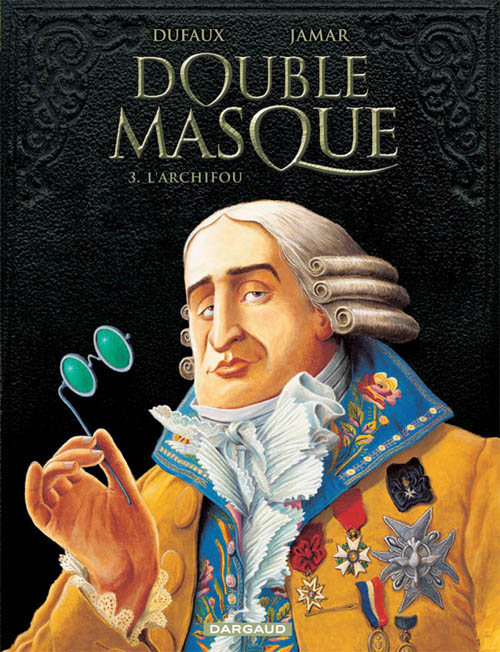 DOUBLE MASQUE T3 L'ARCHIFOU
