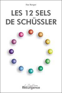DOUZE SELS DE SCHUSSLER