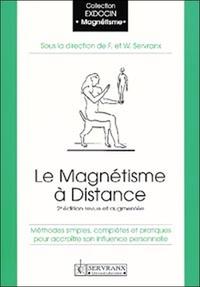 MAGNETISME A DISTANCE