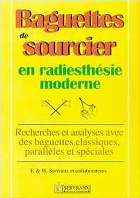 BAGUETTES DE SOURCIER EN RADIEST. MODERNE